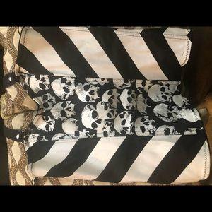 Old school Hottopic corset top